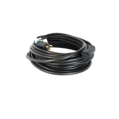 Extension Cord, 25' Black