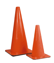 "Road Cone 18"""