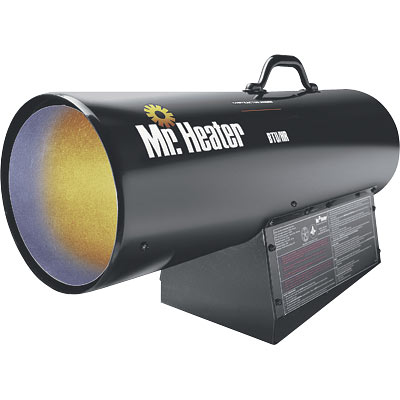 Bullet Heater 150,000 BTU W/Propane