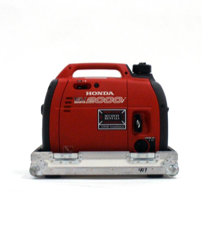 Generator, Honda 2000