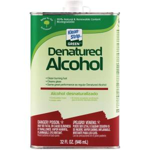 Denature Alcohol 1 Quart