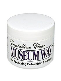 Crystal Clear Museum Wax 50mg