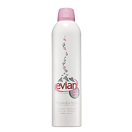 Evian Mineral Water Spray 10oz