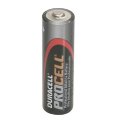 Battery Duracell Procell AA