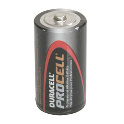 Battery Duracell Procell C