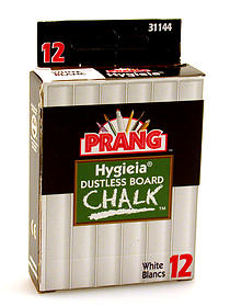 Dustless Board Chalk White