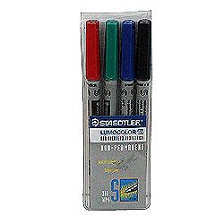 Lumocolor 4 Pack