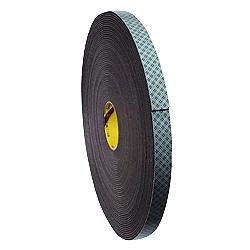 """Foam Tape 3m White 1""""X1/16"""""""