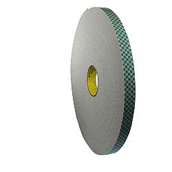 """Foam Tape 3m Black 1""""X1/16"""""""