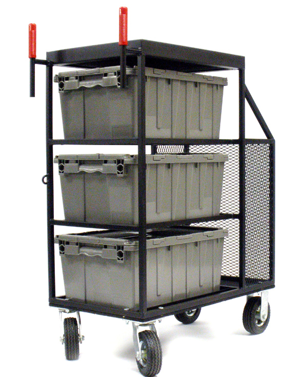 Custom Art Dept. Kit Cart 3 Crate