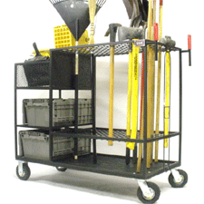 Custom SSR Tool Cart