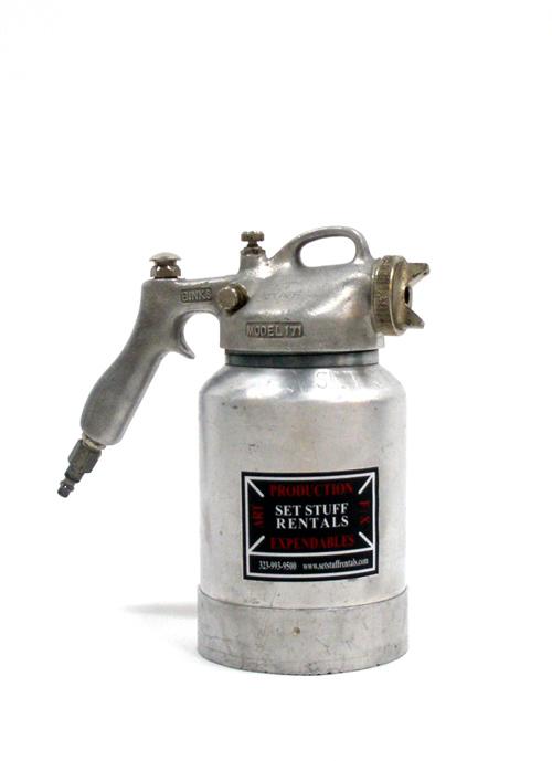 Bink's Gun/Dust Gun