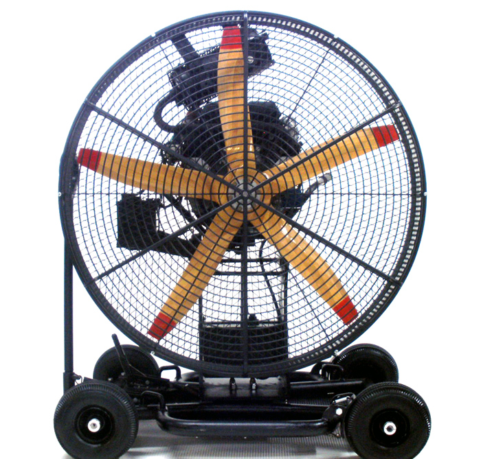 Black Widow Wind Machine 20 Hp