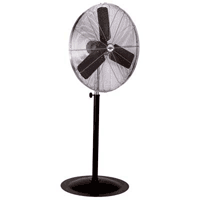 "Pedestal 30"" Ventilation Fan"