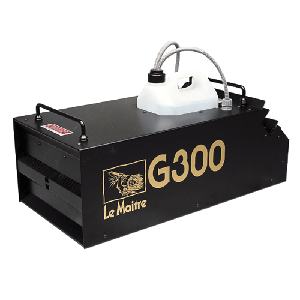 G-300 Smoke Machine