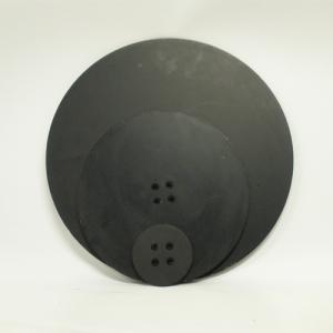 """Turntable Disc, 4"""" Aluminum"""