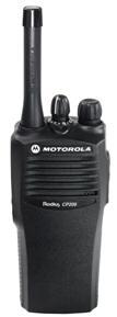 Walkie VHF Motorola CP200