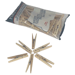 Clothes Pins (40 Count)