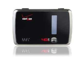 Verizon MIFI 4G