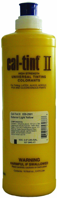 Cal-Tint Tinting Light Yellow 16oz