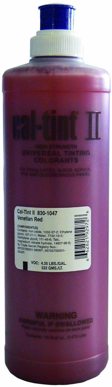 Cal-Tint Tinting Venetian Red 16oz