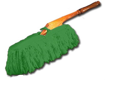 California Car Duster w/ Handle