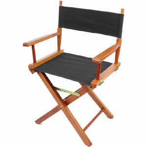 Low Director Chair