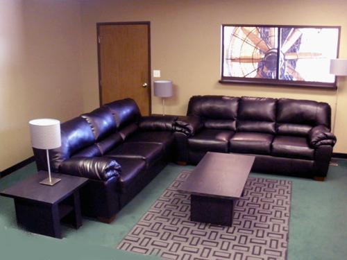 Client-Lounge